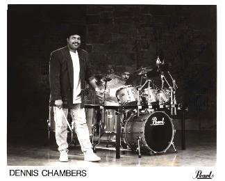 Dennis Chambers